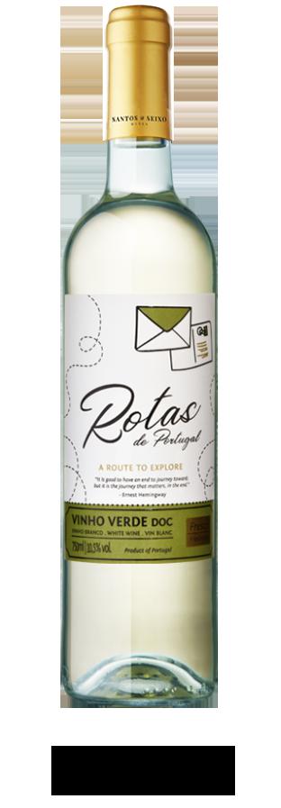Rotas de Portugal Vinho Verde DOC 1
