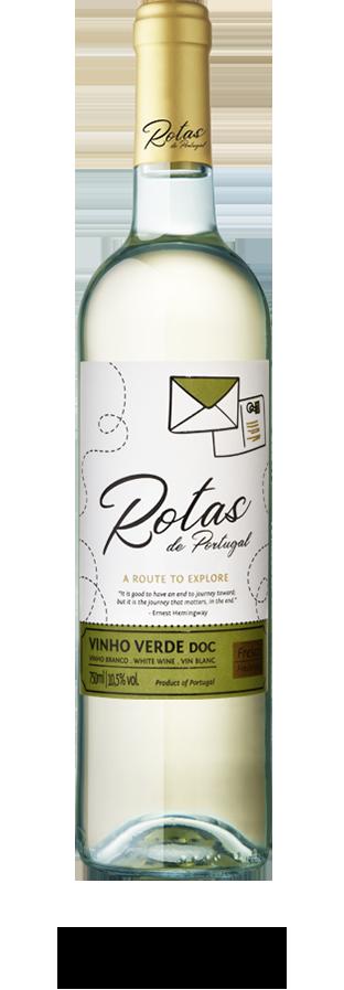 Rotas de Portugal Vinho Verde DOC 0