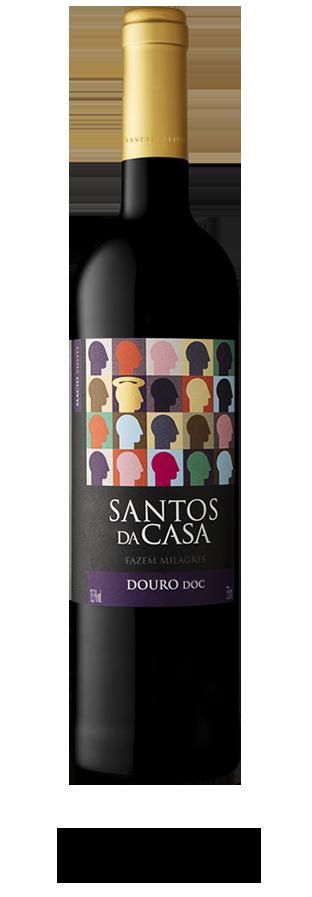 Santos da Casa Douro DOC 2