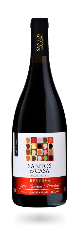 Reserva Unoaked Vinho Regional Alentejo 0